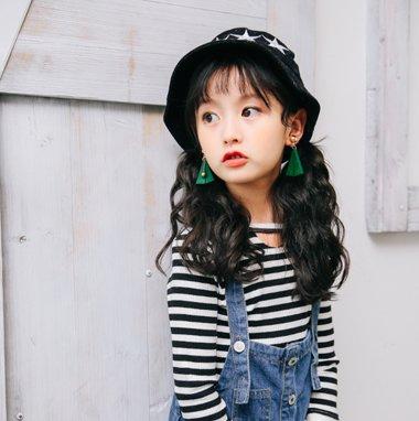 韩国小女孩发型 2018韩国最流行的女童发型