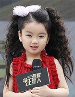 最美最简的扎头发方法 儿童最美的发型