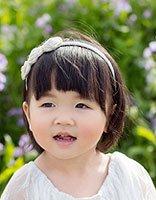 女童简单方便梳发发型 如何给女宝宝梳头发方便简单