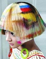 女生渐变色沙宣头发型 2018学生时尚沙宣头发型图片