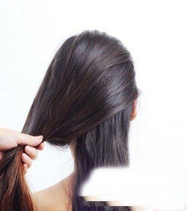 韩式低发鬓盘发怎么弄 露全耳低鬓盘发的女人
