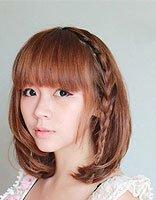瓜子脸女生烫哪种卷最潮流 搭配出适合自己头发颜色