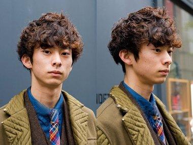日系男生发型让上学路都能成为风景 日本学院风男生发型图鉴