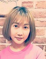 脸胖额头宽女生剪波波头发型 怎样剪短直发能提升颜值度