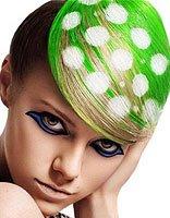 有毒的波点染发颜色酷毙了 8张图告诉你选波点染发的理由