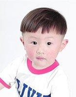 宝宝超炫茶壶盖发型怎么修 2018男童剪茶壶盖发型NO1图片