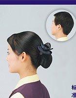 今年空姐流行的染发有哪些颜色 盘头发前面可不可以有刘海