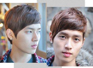 韩国男生常用染发颜色大全 男士烫发这样染出来就对了