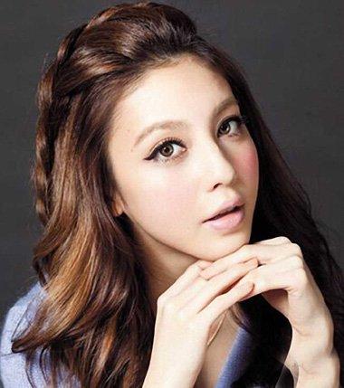 多种日韩女生OL风公主头精选图集 彻底消除校园幼稚形象的扎发系列