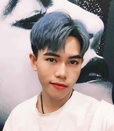 00后男生主观意识流染发浅色系最多 怎么能让你的头发颜色一直都是寡淡黑
