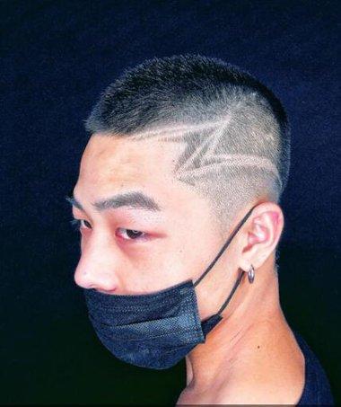 不秀气脸型能不能剃板寸 长脸男生剃板寸都有修颜效果
