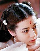 迪丽热巴凤九发型都是怎么扎的 白凤九萌态仙娥发型图文教程