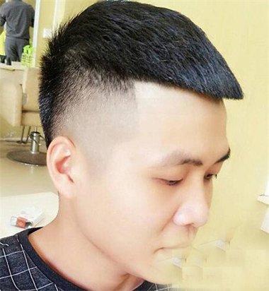 吸眼利器帅酷瓜子头发图片大全 男生剃高清版瓜子头发型诠释