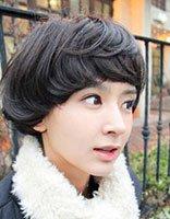貌似不起眼蘑菇头也能玩出新花样 百变中短头发让你超显瘦