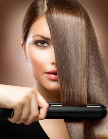 做柔顺和拉直哪个更伤头发 想要直发但做柔顺会伤头发怎么办