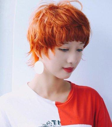 但是该怎么做女生的短发发型合适,微胖女孩子试试这几款短发的优势在