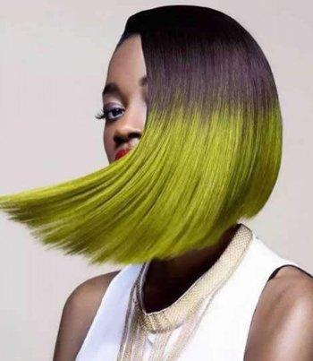 不等式发型不是2018世界杯体育投注网站女生专利 中长发女生也能拥有个性不等式发型