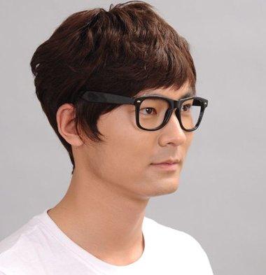 小鲜肉男生纹理烫征战天下发型 洋溢青春不同类型帅酷短头发