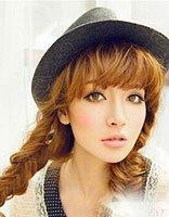 日韩系时尚扎发风格类型更抢镜 精致乖巧小女生辫子极力推荐