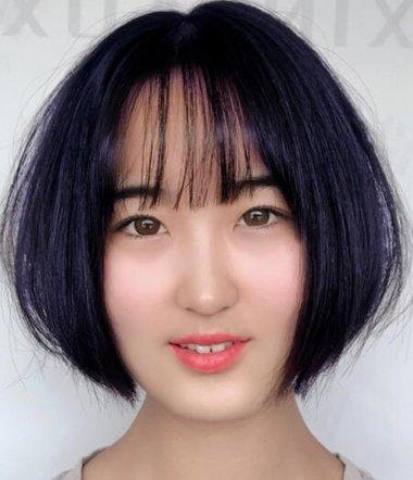 领略波波头发型的无差别修颜技术 再难看的脸型选对波波头就没问题