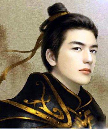 汉朝这么流行圈了无数男粉丝 秋季男生穿汉服梳复古发髻方法