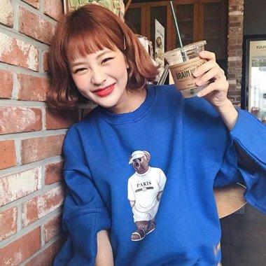 女生韩式蛋糕卷发浪漫又百搭 最新款式卷烫发绝对惊艳全场
