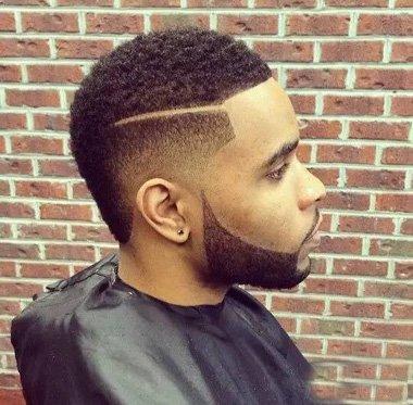 英俊帅气男生剪超短头发造型设计 属于你独一无二卷发系列打造
