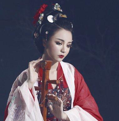 唐代女子牡丹发型款款惊艳绝伦 古风爱好者穿唐装不要忘记梳哟