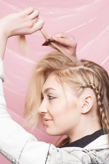 头顶的旋周围头发稀如何弄发型 适合头顶发旋头发稀疏造型设计