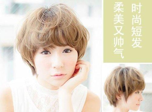 发量少女生怎样才能使头发变厚 女生头发薄瞬间变厚的头发设计