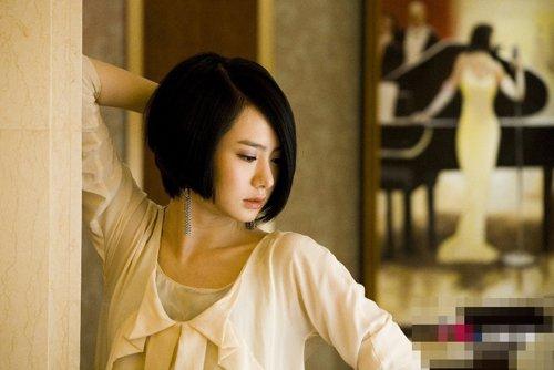 菱形脸女生修剪大气时尚沙宣头 美发基础知识必要学习酷发型
