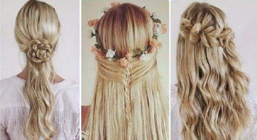 英国贵族范儿的长发编发风靡一时 长编发能让你的辫子配得上你的人气