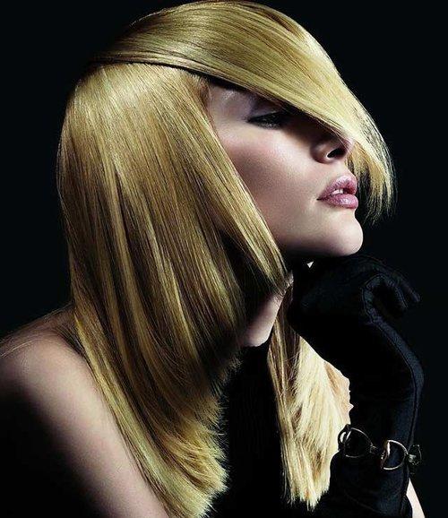 敢送去参赛的沙宣发型有哪些必杀技 女士沙宣发型脱离生活更添戾气