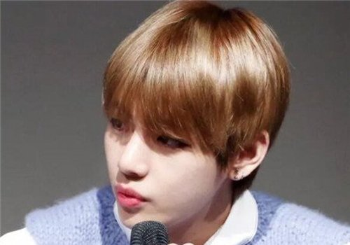 棕色头发成韩国男生标准发色 数一数男生染棕色头发的好处