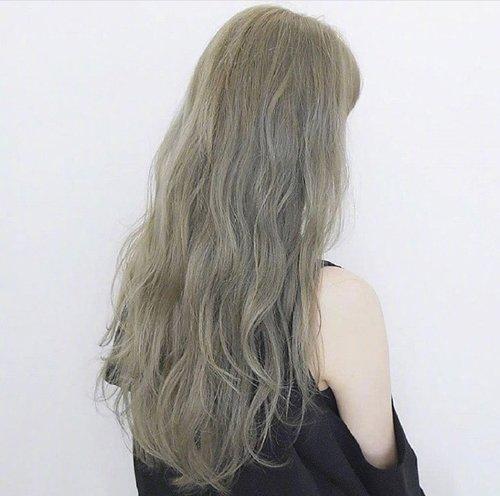 无色不欢-不爱黑发的女孩看过来 选最好的颜色做最有色的长发