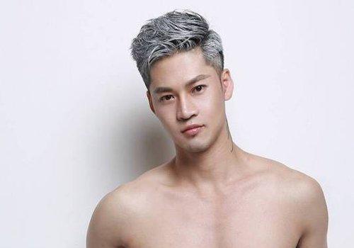 一次性染发当然是越炫越受欢迎 做个张扬的男子染发颜色怎么选