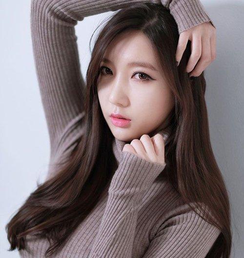 爱上长发与长刘海组合只需要一眼 再也不说长发美不需要刘海了