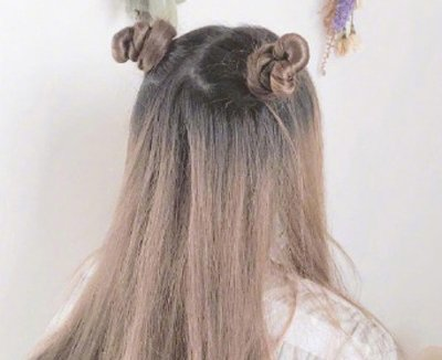 软萌少女最爱的日系半扎发已上线 简单好梳手残星人也能轻松玩转