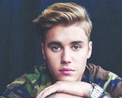 Justin Bieber钟情的侧分发型超适合圆方脸男生 2019欧美小鲜肉流行大侧分发型
