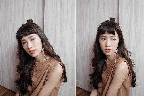 高级韩国卷发与发色结合造仙气 唯美浪漫大卷发明星网红都爱它