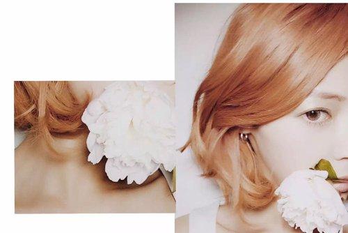 自己一个人在家怎么来染取头发 教你染潮流时尚风头发颜色系列
