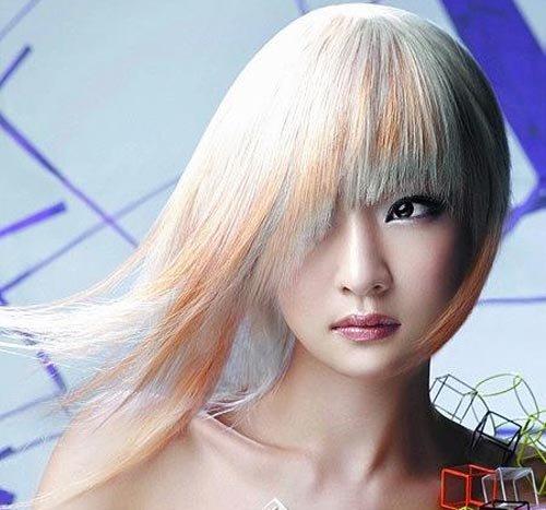 别被常规沙宣头发型误导了 长款沙宣发型虽然少但很迷人