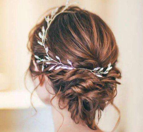 小仙女必备发型为什么会有盘发 盘发发饰搭配是女生变美核心技巧