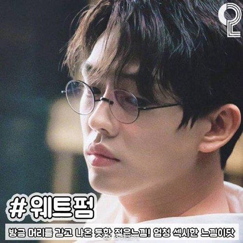 可以添帅气的韩国小哥哥发型 战斗在潮流前线的发型被韩国男生包围了