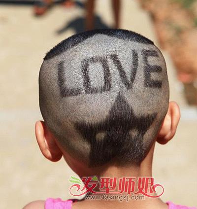搞笑儿童发型欣赏 驱走你的沉闷心情(3)图片