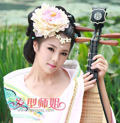 古代美女发型回归 别是一番盛景在眼前(4)