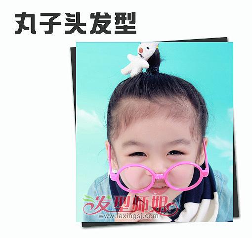 2015流行儿童扎发发型大揭秘 时尚小精灵美丽现身 高清图片