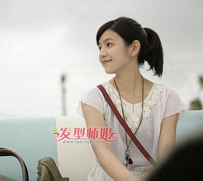 陈妍希被嘲[小笼包]v女星娱乐圈女星脸长发的可中包子蓬松日本图片