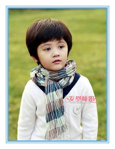 放眼全球 最酷小男孩短发发型新鲜出炉 儿童短发 小孩子发型 发型师姐
