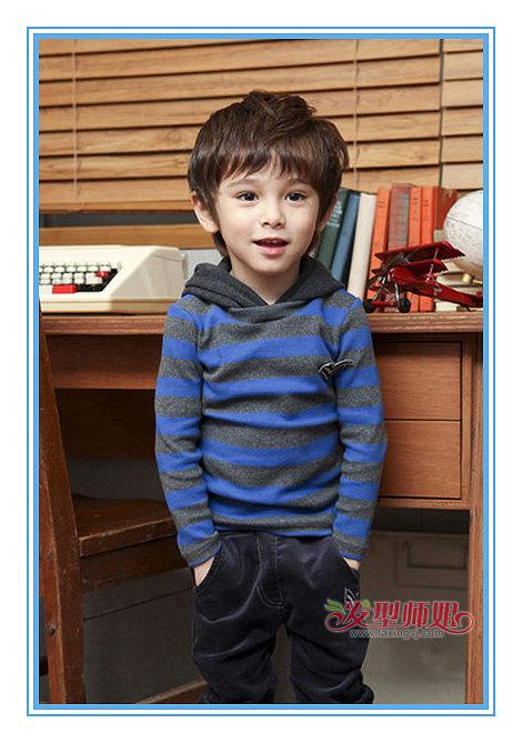 放眼全球 最酷小男孩短发发型新鲜出炉